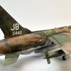 1/32 トランペッター F-105G サンダーチーフ