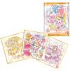 【プリキュア】食玩『プリキュア 色紙ART4』10個入りBOX【バンダイ】より2021年2月発売予定♪