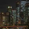 水の都大阪。中之島界隈で夜景を撮影。独りぼっちを楽しむ金曜日。