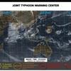 熱帯低気圧発生!台風18号となるか?気になる米軍予報は?台風のたまご発生中です。
