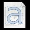 Fira Mono と M+ FONTS を合成して等幅和文フォントを作る