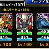 level.1613【魔獣系15%UP】第193回闘技場ランキングバトル4日目