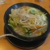【ガスト】1日分の野菜のベジ塩タンメン ¥699(税別)+麺大盛 ¥100(税別)
