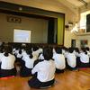講話:伊東市立北中学校