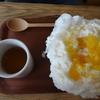天然氷のかき氷を食べに@六本木 Shells-cafe Roppongi