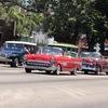 キューバにはクラシックカーしか走ってないの?→ そんなこたねえぞ in ハバナ