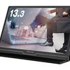 13.3型のモバイルディスプレイ「GH-LCU13A-BK」をグリーンハウスが発売!!価格やスペックを調査♪