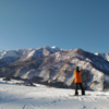 スキー(今シーズン:3回目2日目)