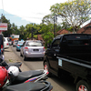 ウブドの渋滞の現状
