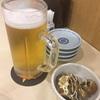 日本食居酒屋に行ってきた