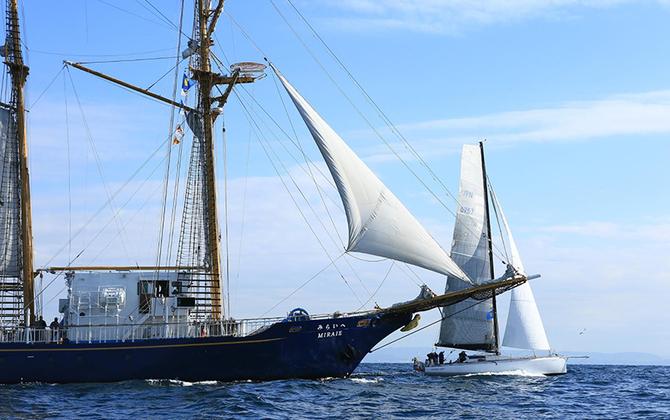 ヨットを通して海を越えた絆。「2019-2020 日本-パラオ親善ヨットレース」で衛星携帯電話が活躍