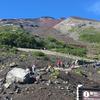 【富士登山 201808】富士登山の記録(吉田ルート)前半