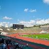 神戸市小学生陸上競技記録大会inユニバー記念競技場