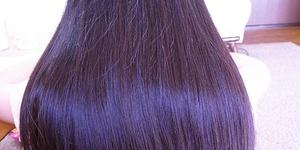 【ヘアドネーション】小学三年の孫娘が挑戦中。髪の長さはどうなった?