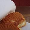 箕面市のコーナン前にあるはなあんのたい焼き。カスタードを初挑戦しましたが甘くて美味しかったです。