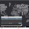 雑記:貿易初心者のデスクトップ