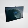 3D Builder で Surface Hub 2S の 3D モデルを作ってみました