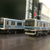 京浜東北線209系0番台、209系500番台のNゲージ購入