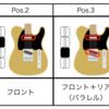 ピックアップセレクターの変更(失敗)