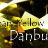 ダンビュライト(カナリー・イエロー):Canary Yellow Danburite