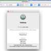 macOSとMacTeXでTeX文書入門(その1)