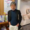 五味太郎さんが青山ブックセンターで開催中の「らくがき展」を訪れました。