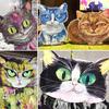 猫たちと赤の女王を探せ! @三茶de大道芸