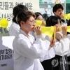 韓国「日本与党議員達、少女像ではなく慰安婦像、呼称見直し要求」