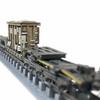 甲府モデル 『 シキ180 ・ シキ1000 変圧器 』を作る(造形編。)