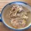 鶏肉と白菜の豆乳スープ|糖質制限レシピ