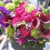 3月のお花屋さん