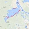 プノンペン北部の湖、バン・コップスラウ(コップスラウ湖)