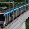 仙台市地下鉄東西線 試運転