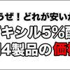 キャピキシル5%配合育毛剤 価格比較はフィンジアが1番安い