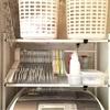 ハンガーってどこにしまってる?洗濯機回りの収納事情。