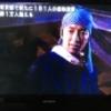 TVドラマ「JIN -仁-」の再放送中に、新型コロナの東京都感染者数