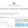 Salesforceのタスクの一括編集や一括登録ができる。とても便利な「Mass Update Tasks + Activities Tab + Create Multiple Tasks」