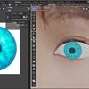 Blenderでリアルよりなオリジナルの頭部を作る その② 目