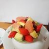 フルーツで彩りを💓