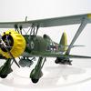 TAMIYA  1/48  Henschel Hs123 A-1