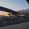 上海虹橋、空港と駅。ホテル。