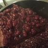 シリット圧力鍋でまろやかあんこの作り方!加圧15分!たったの30分で完成レシピ!