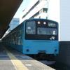 今日の京葉線201系 2月20日
