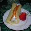 Bdayケーキだ。