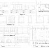 卒業設計の課題発表(建具表・キープラン・展開図)