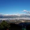 北アルプスの大展望スポット💕安曇野市民の山「光城山」から「長峰山」までプチ縦走!