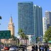 高層ビル群がすごいマイアミダウンタウンと、のどかなリトルハバナ
