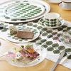 グスタフスベリ陶磁器とキッチン雑貨『緑に囲まれた小さなスペース』byベルサ