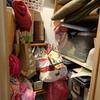 居間のクローゼットの整理整頓~ラベルをつける