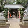 神明氷川神社(中野区/弥生町)の御朱印と見どころ